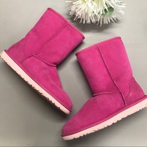 Ugg Boots Pink Breast Cancer Awareness Limited Ed.